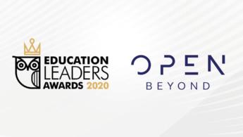 Στην υβριδική TV του Open τα Education Leaders Awards 2020
