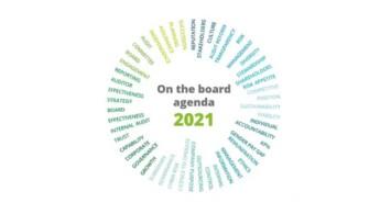 «Οn The Board Agenda» από την Deloitte Greece