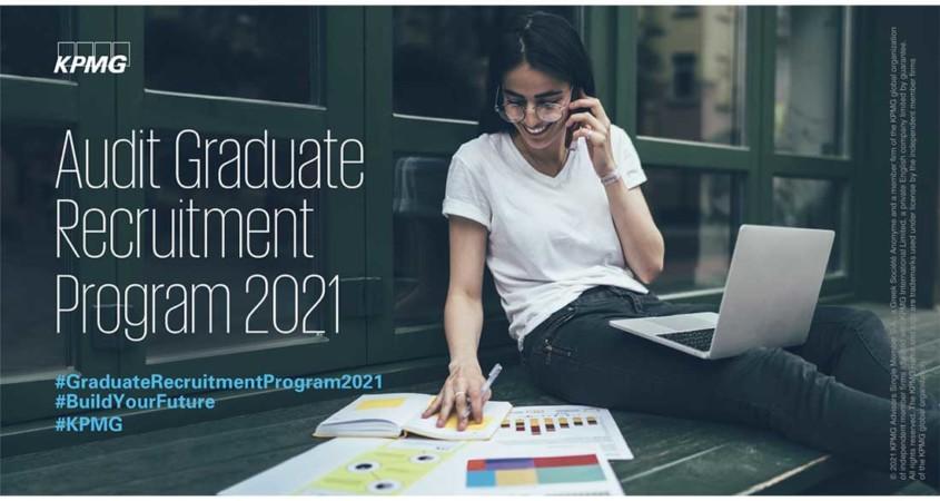 Η KPMG λανσάρει το Audit Graduate Recruitment Program 2021